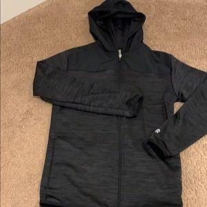 Champion hoodie large 12-14